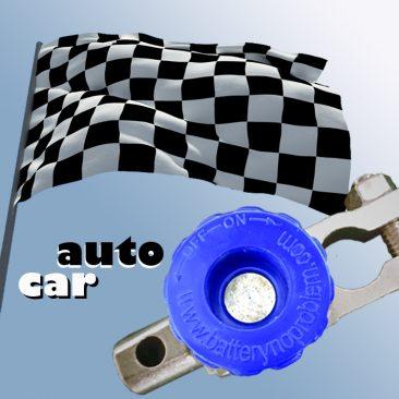 Desconector bateria para coches