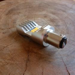 LED bulb 6 V 24/48 W BA 15 D CLASSIC
