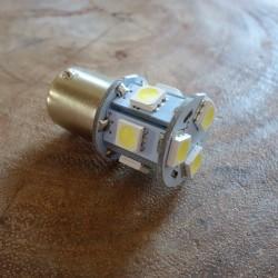LED 6V BA 15 S white