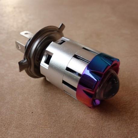 Projektor Laser LED 12V 4000 Lumen Sockel P 43 T (H4)