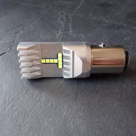 LED 6V 24/48W Sockel BA20D